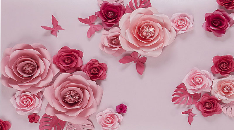 Cửa hàng hoa giấy Suchin Giải Phóng, HN