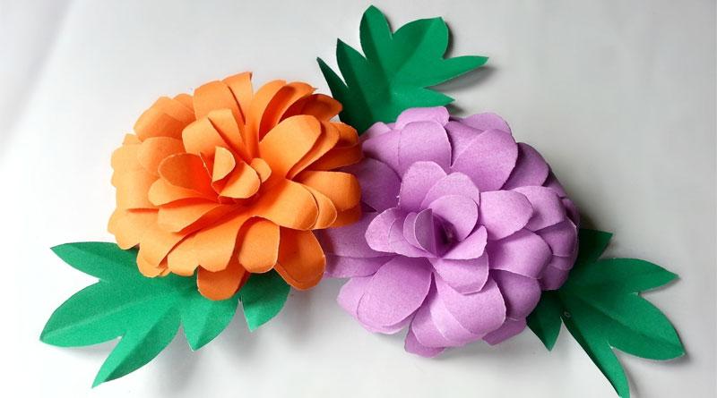 Hoa giấy ở hà nội, hoa trang trí nghệ thuật