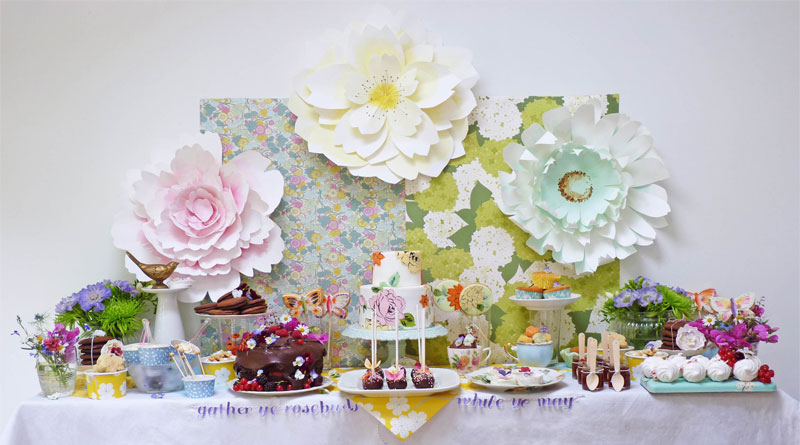 Phông cưới hoa giấy Giải Phóng, Hà Nội