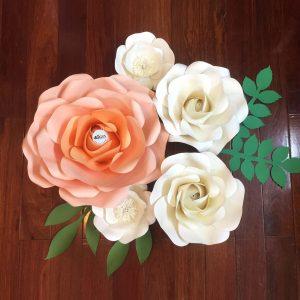 Mua hoa giấy nghệ thuật tại Hà Nội