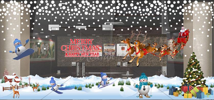 Nhận trang trí Noel đẹp tại Hà Nội