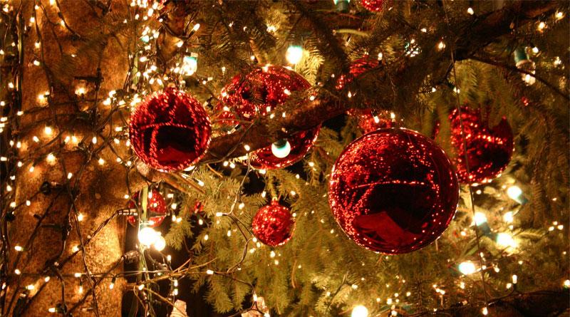 Nhận trang trí Noel cho cửa hàng tại Hà Nội