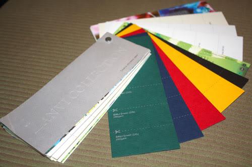 các loại giấy mỹ thuật HN