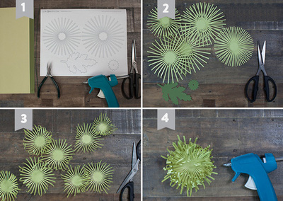 các mẫu hoa giấy để trang trí4