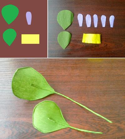 cách làm hoa giấy nghệ thuật