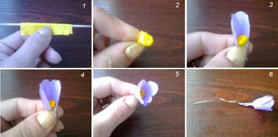 cách làm hoa giấy nghệ thuật1