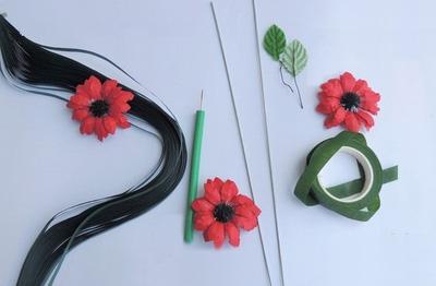 cách làm hoa giấy siêu dễ