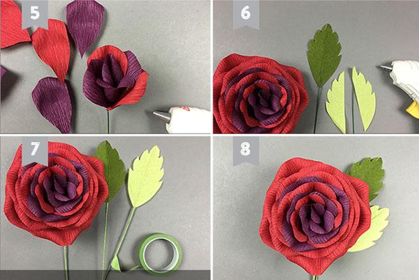 mẫu hoa trang trí2