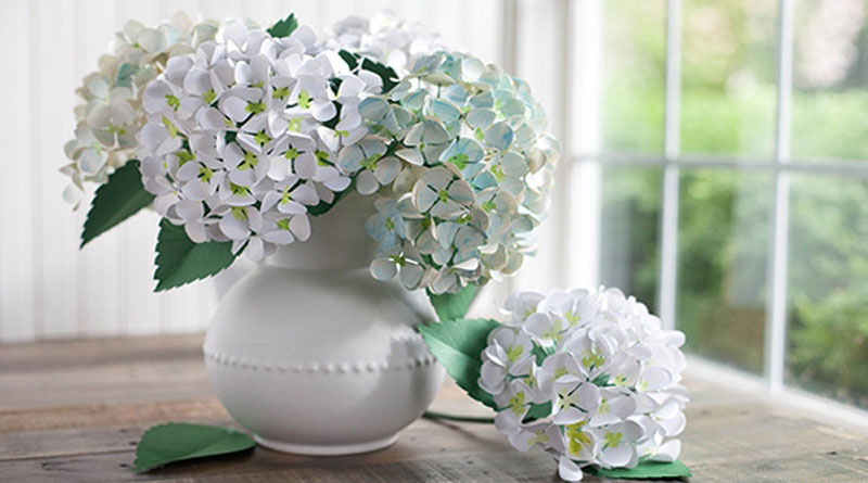 Dạy bạn cách làm hoa giấy đẹp