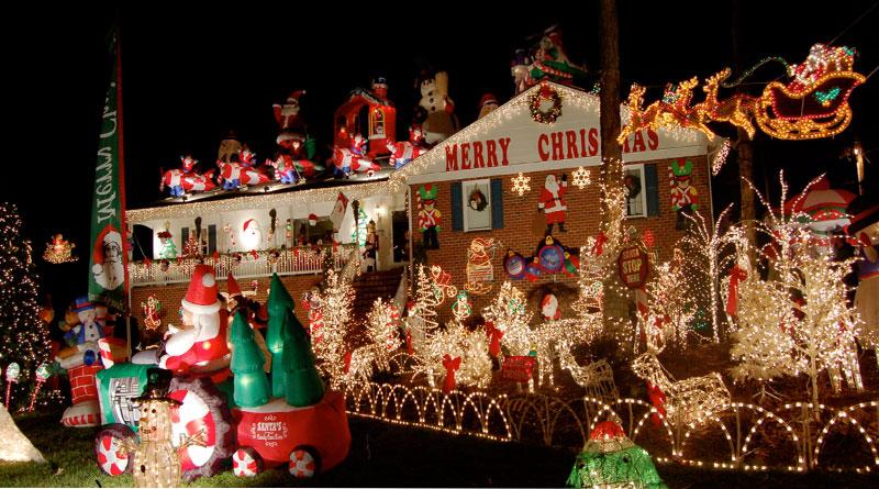 Ý tưởng trang trí Noel sáng tạo đầy mới lạ