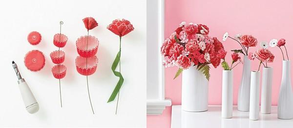 3 cách làm hoa giấy