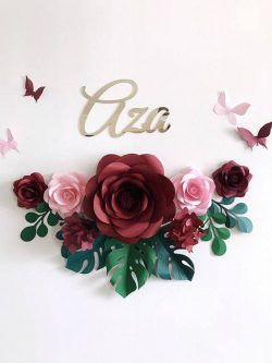 nguyên liệu làm hoa giấy đẹp