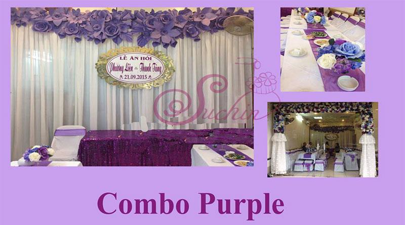 Backdrop cưới, backdrop hoa giấy tại Giải Phóng