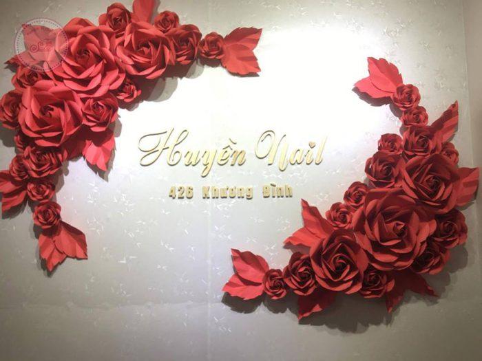 phụ kiện làm hoa giả rẻ