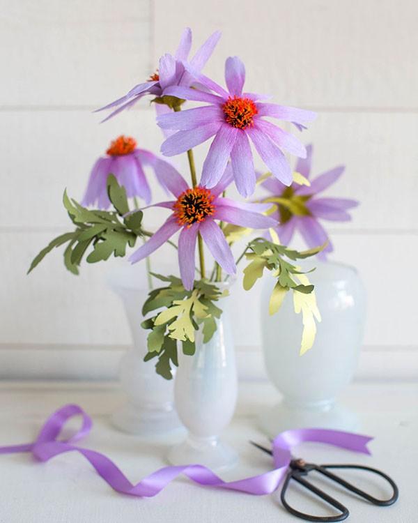 dạy làm hoa giấy nghệ thuật4