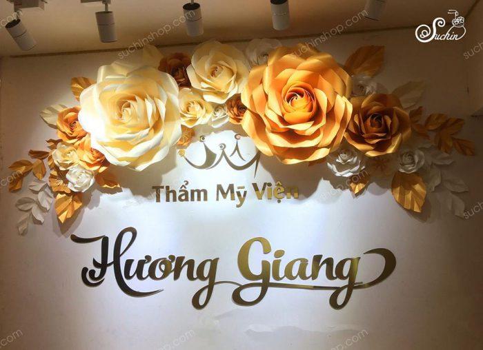 mua hoa giấy đẹp ở Hà Nội
