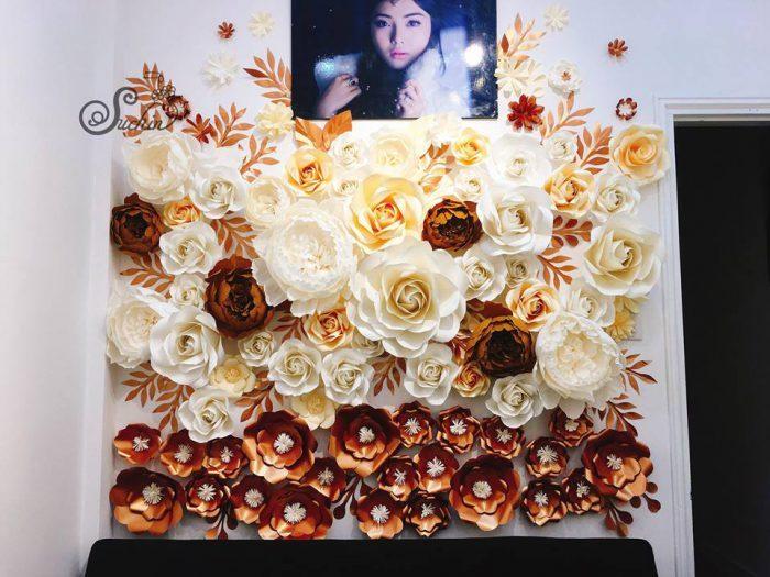 các loại hoa giấy handmade rẻ