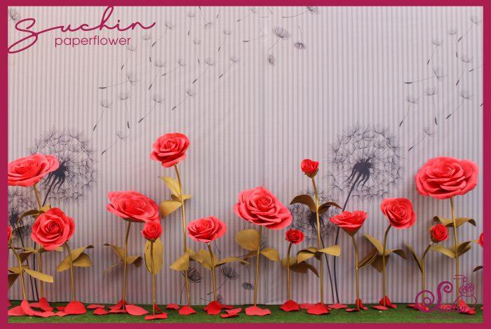 Hoa giấy trang trí backdrop sự kiện - Hoa Giấy Suchin - Hoa Giấy Sự Kiện Hà  Nội : Hoa Giấy Suchin – Hoa Giấy Sự Kiện Hà Nội