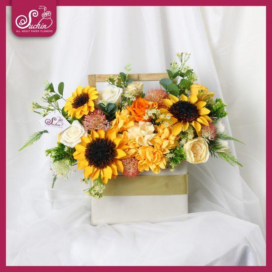 Giỏ hoa quà tặng