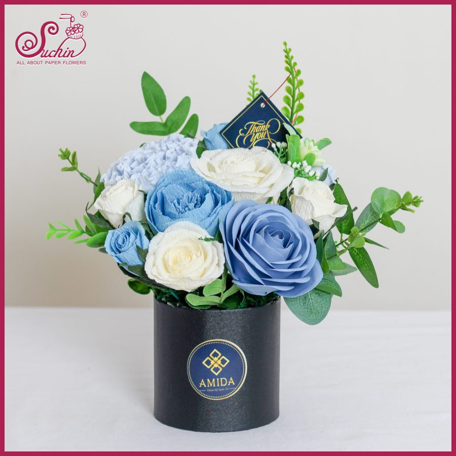 Hoa quà tặng dành riêng cho doanh nghiệp tạo dấu ấn với đối tác, khách hàng