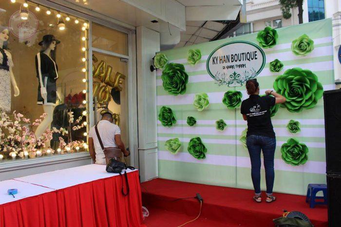 Kết quả hình ảnh cho backdrop shop thời trang