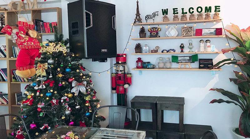 Trang trí Noel tại Hà Nội, trang trí chuyên nghiệp