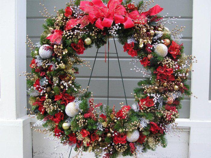 Những cách trang trí Noel đơn giản hiện nay