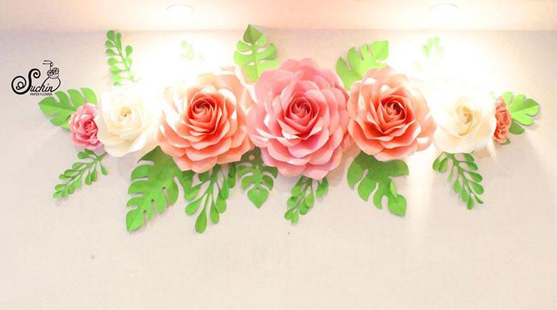 Khóa học làm hoa giấy Suchin đem lại gì cho bạn?