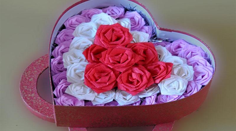 Mách bạn 3 cách làm hoa giấy tặng thầy cô