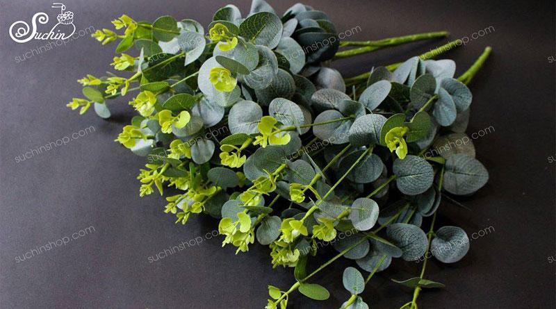 Nguyên liệu làm hoa giấy nhún tại Hà Nội