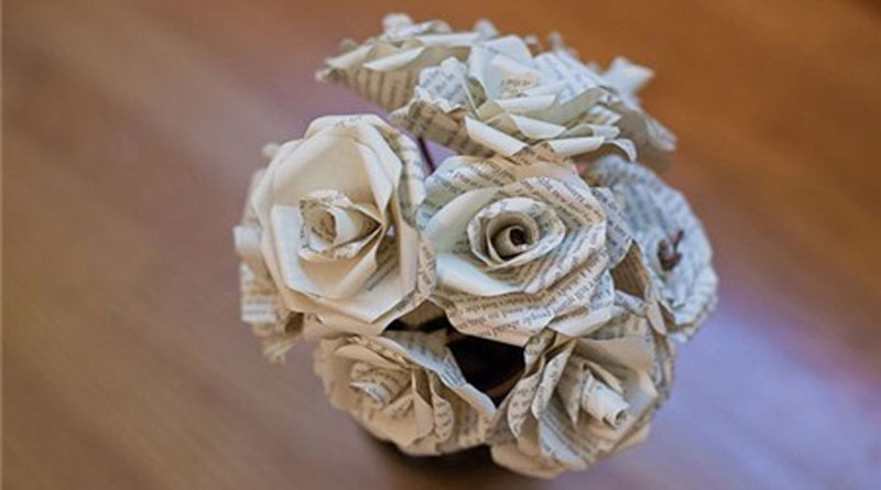 Dạy làm hoa giấy với 4 mẫu hoa đẹp
