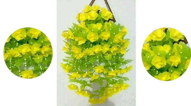 Nguyên liệu làm hoa giấy lụa giá rẻ tại Hà Nội