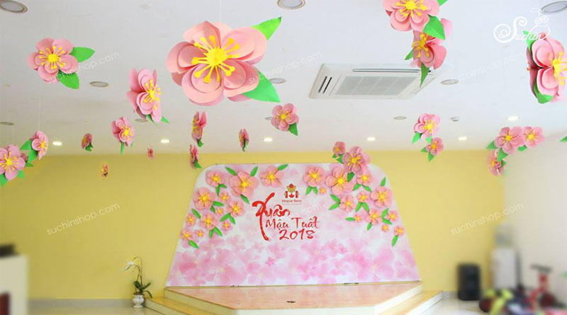 Phụ kiện làm hoa Suchin shop