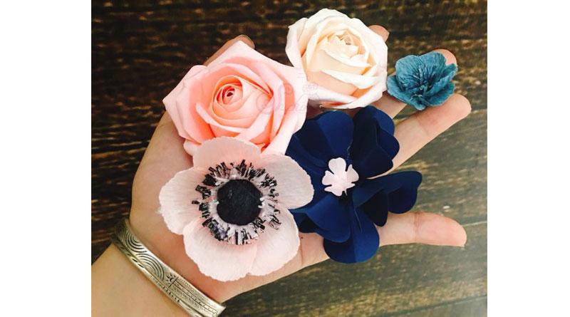Giấy làm hoa giấy gồm những giấy gì