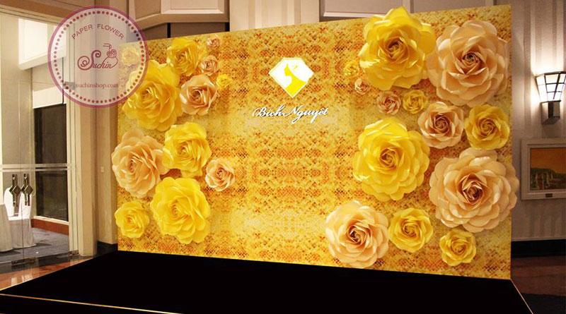 Hoa giấy đẹp Hà Nội, hoa giấy Suchin
