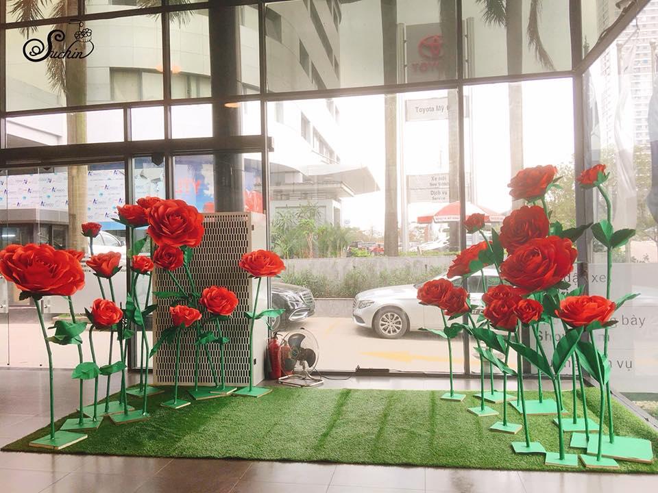 Các loại hoa giấy đẹp Suchin shop