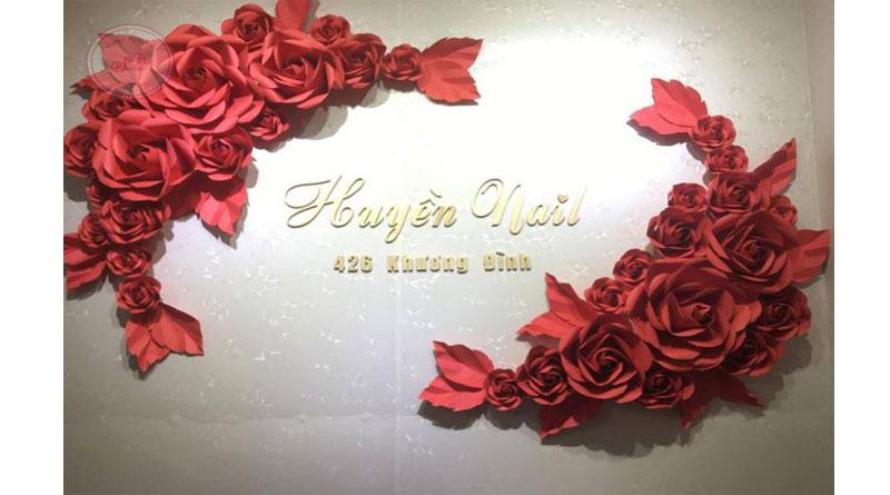 Bán hoa giấy handmade giá rẻ tại Hà Nội