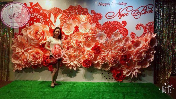 bó hoa giấy đẹp Suchin3