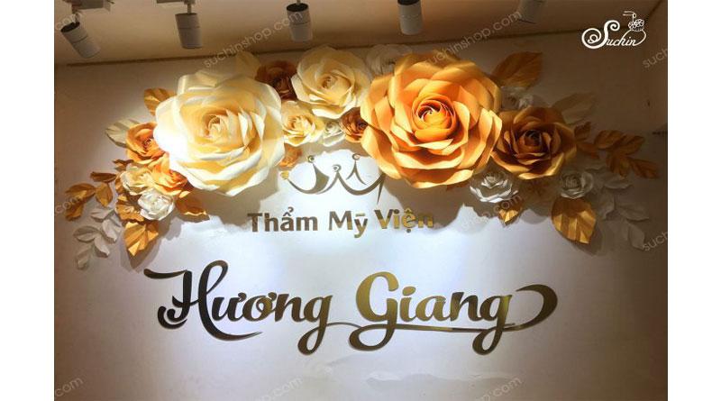 Các loại hoa giấy bán ở đâu Hà Nội?