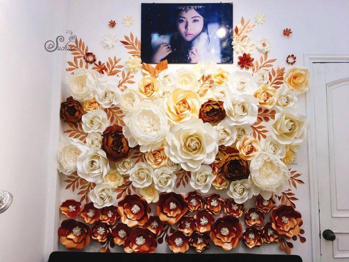 mẫu backdrop đám cưới