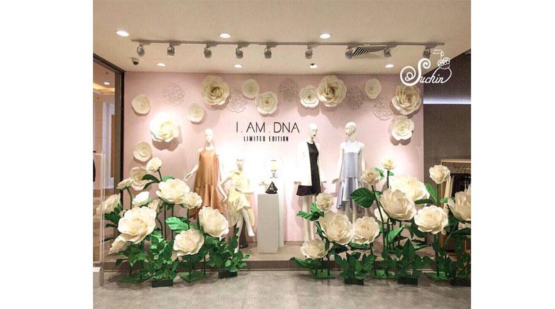 Chọn mua giấy làm hoa backdrop ở Hà Nội