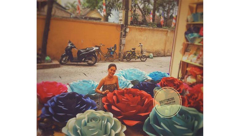 Tìm mua giấy mỹ thuật tại Hà Nội