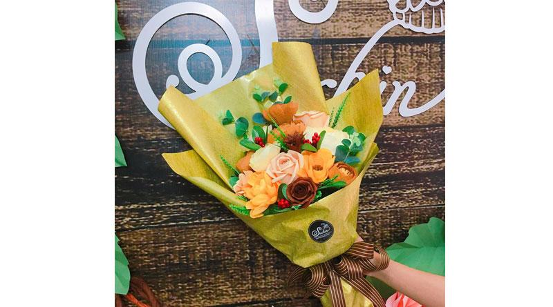 Suchin shop bán phụ kiện làm hoa giấy