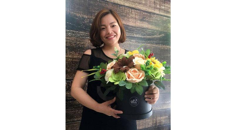Phụ kiện làm hoa giấy nhún Suchin shop