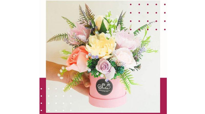 Phụ liệu làm hoa giấy đẹp tại Hà Nội
