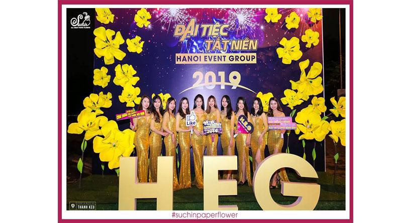 Dạy làm hoa giấy trang trí tại Hưng Yên