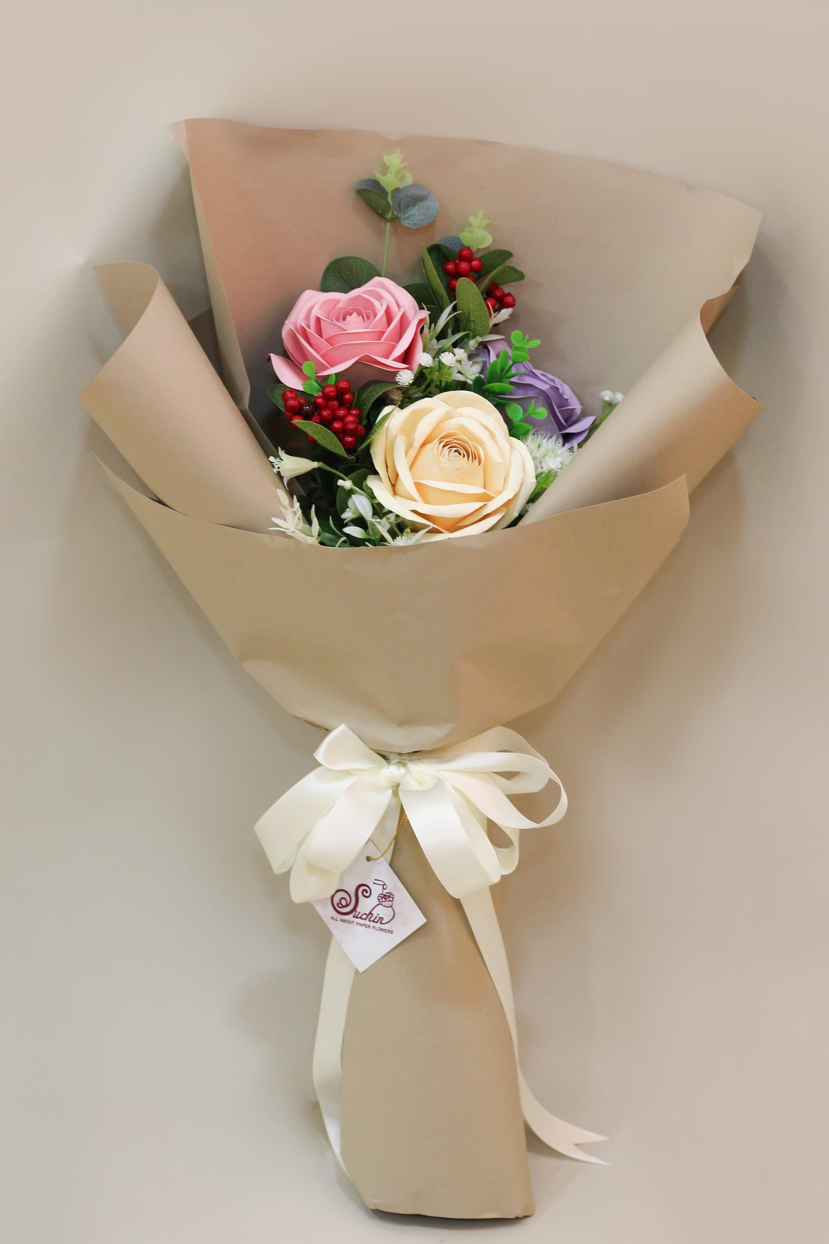 Mẫu hoa đẹp cho ngày Vu lan