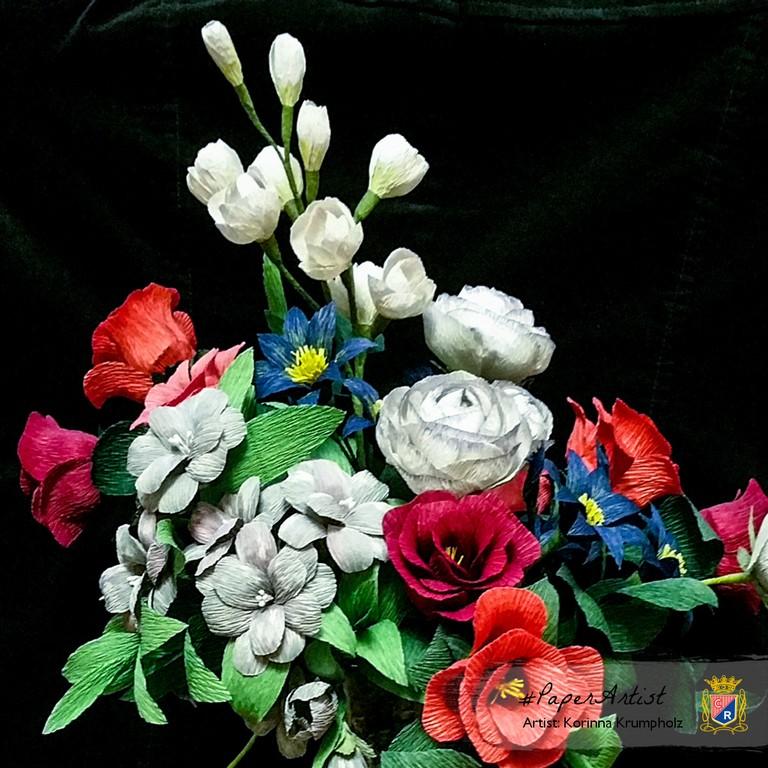 Ứng dụng của hoa giấy trong đời sống hàng ngày