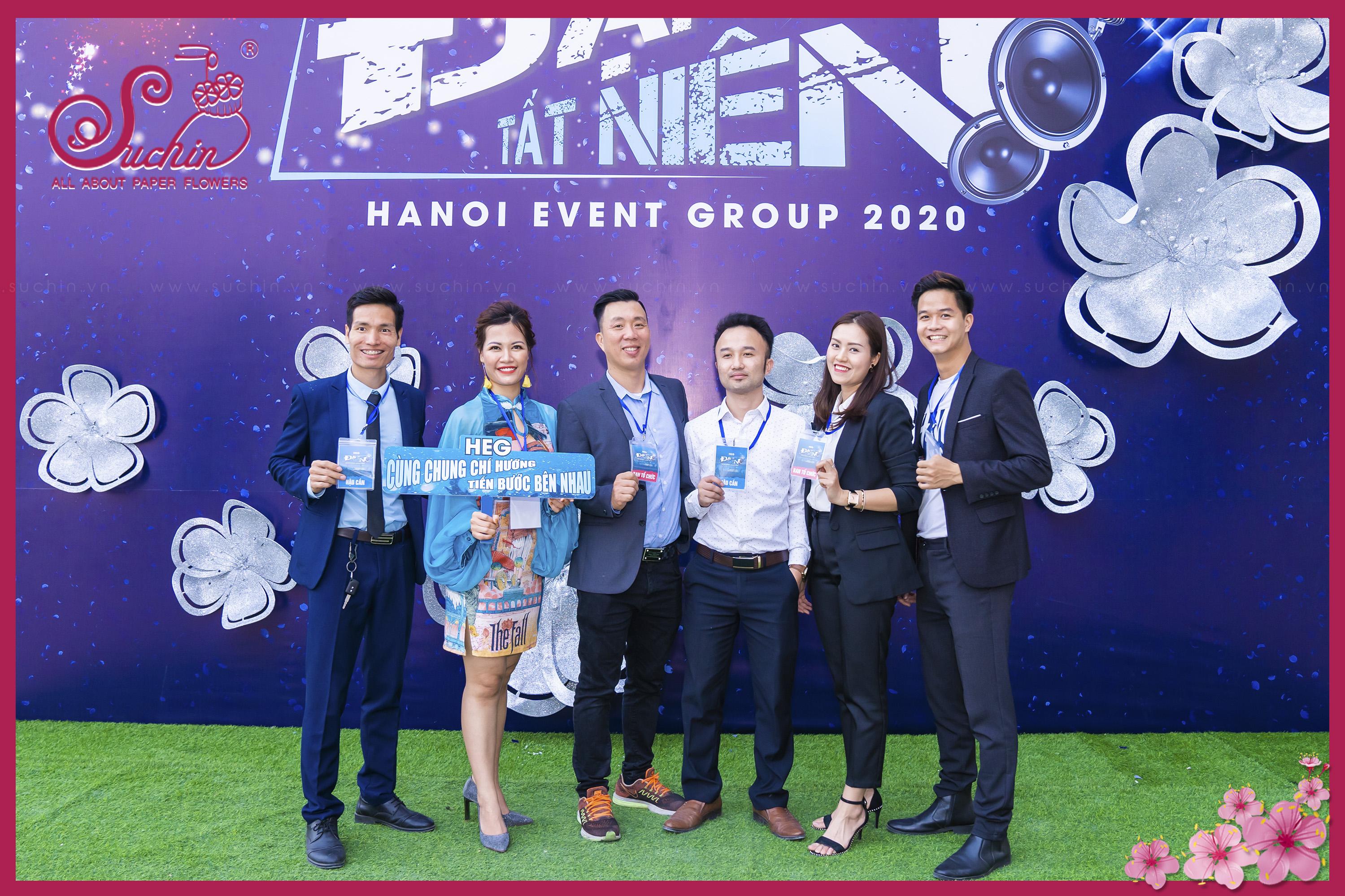 Đại tiệc tất niên Hanoi Event Group
