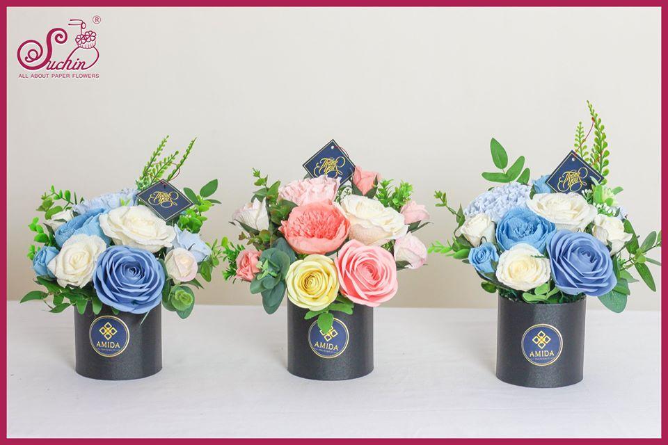 Hoa quà tặng đối tác, khách hàng